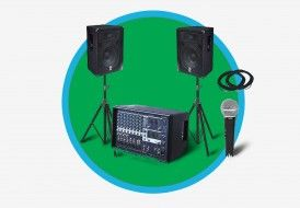 Audio Equipment/ DJs & Sound