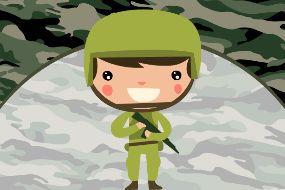 Camo/ Military