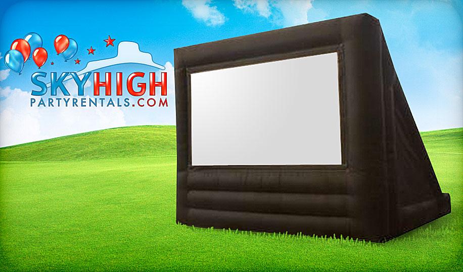 movie projection rentals