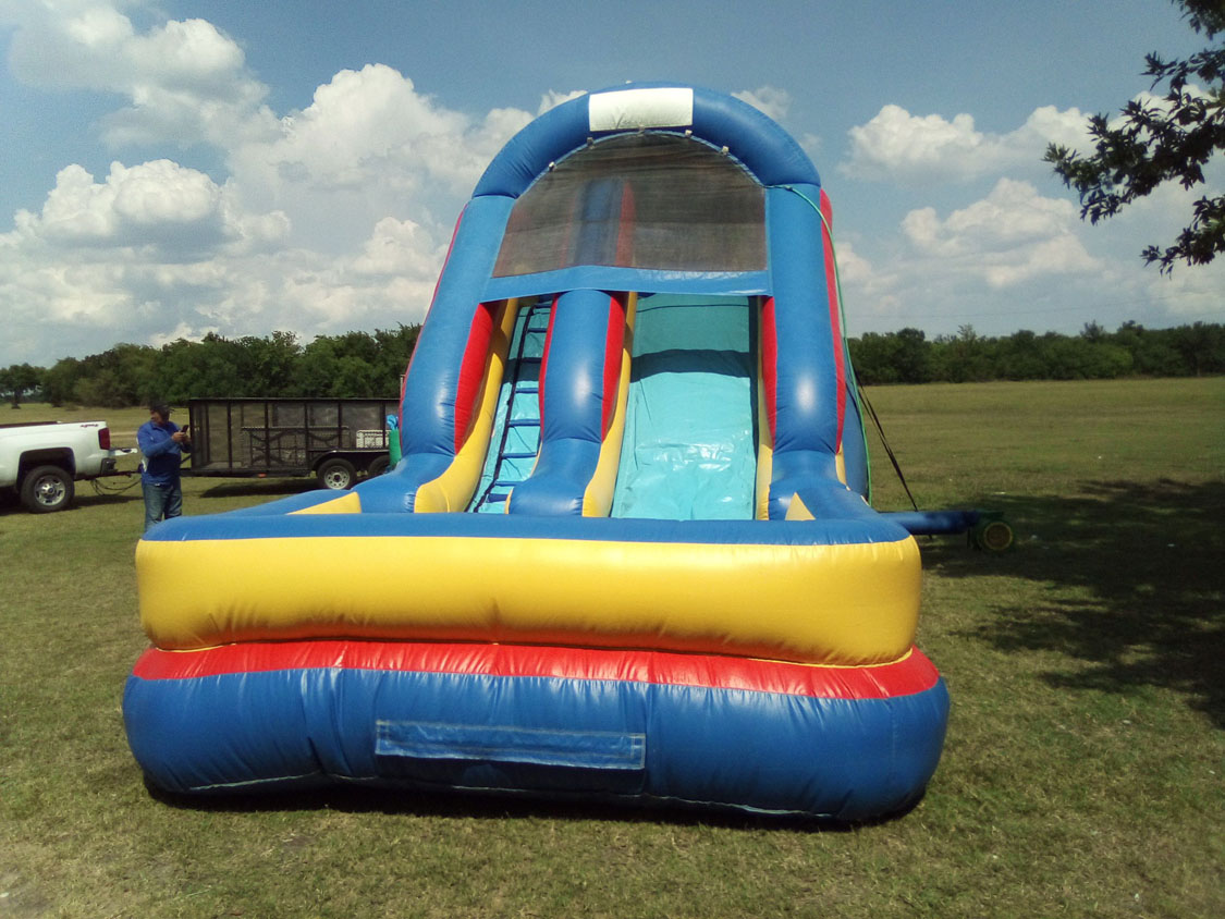Austin 15ft Slide