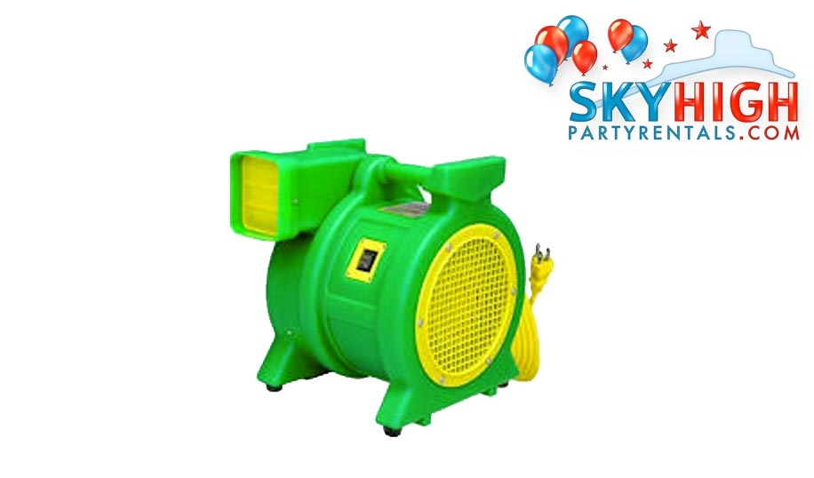 1hp air blower fan rental
