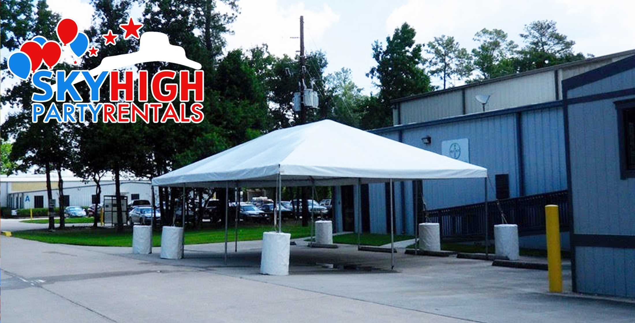 Usa 20 X30 Frame Tent Rentals Sky High Party Rentals