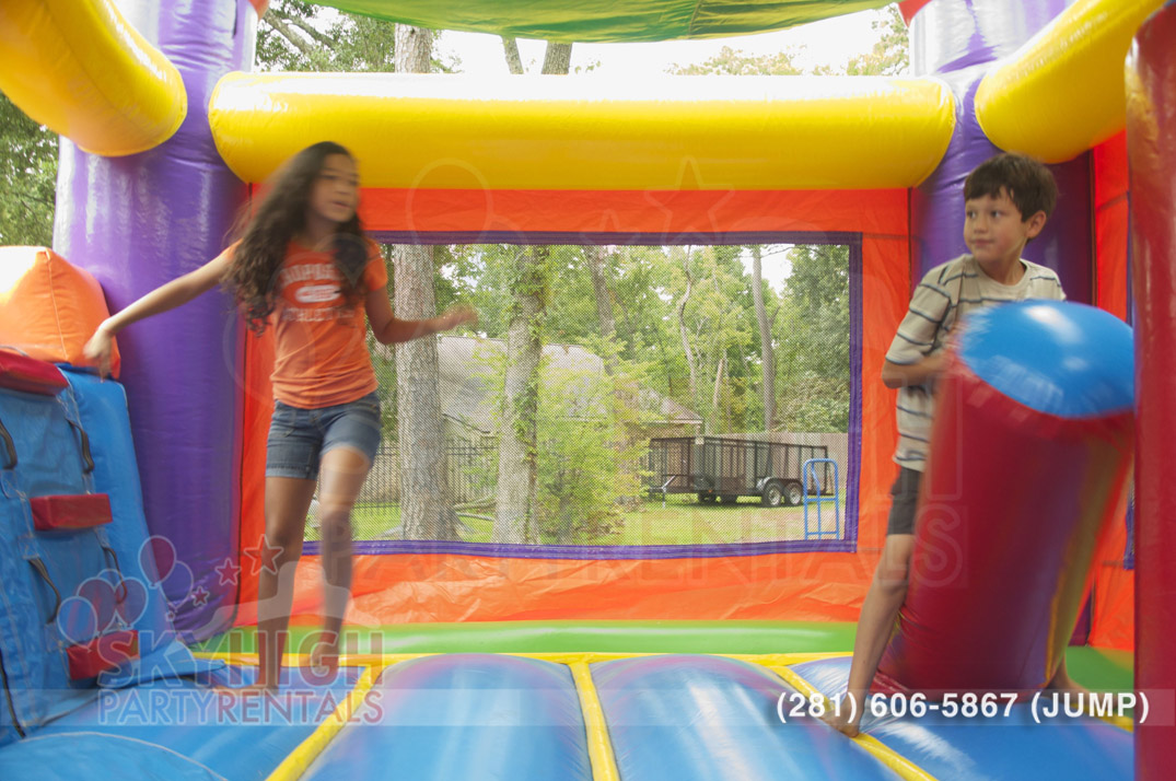 Inside Kids Toddler Moon Bounce