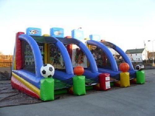 4 person carnival game rental