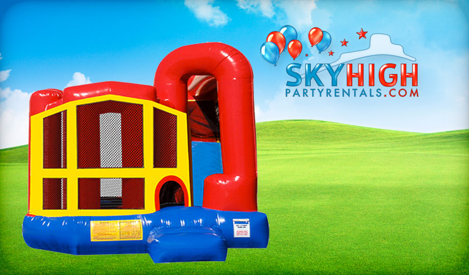 4in1 Bounce House Obstacle