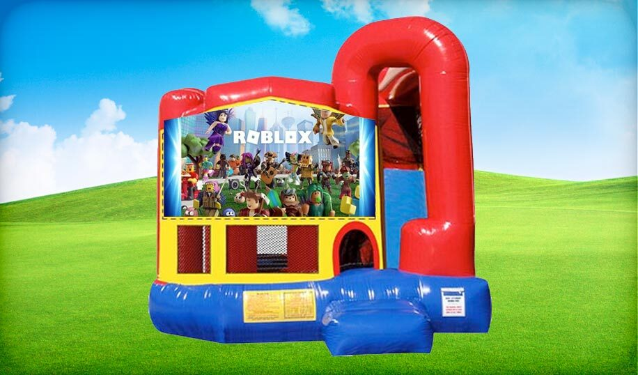 Roblox 4in1 rental bouncer