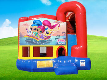 shimmer and shine 4in1