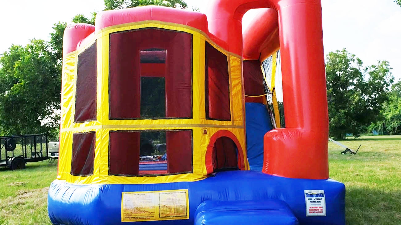 4in1 Bounce House