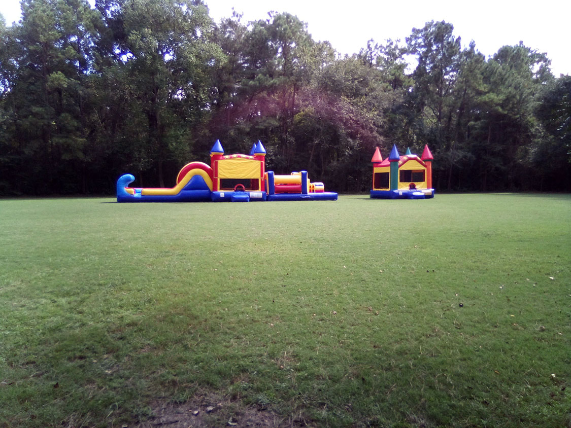 50ft Obstacle Course Rental