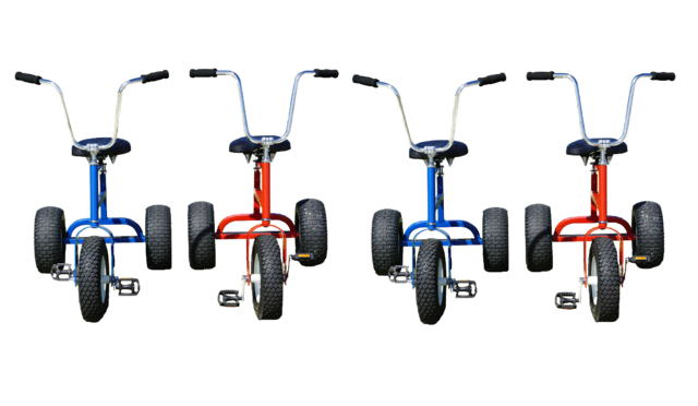 Rent Adult Tricycles Houston