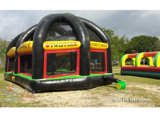 Houston sports bounce house rentals Houston