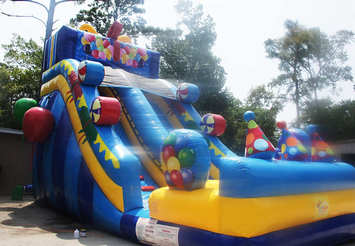 Birthday Slide Wow