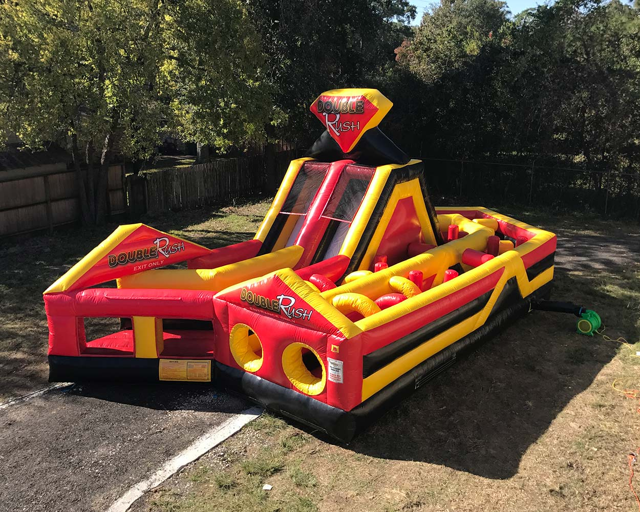Obstacle Course For Rent