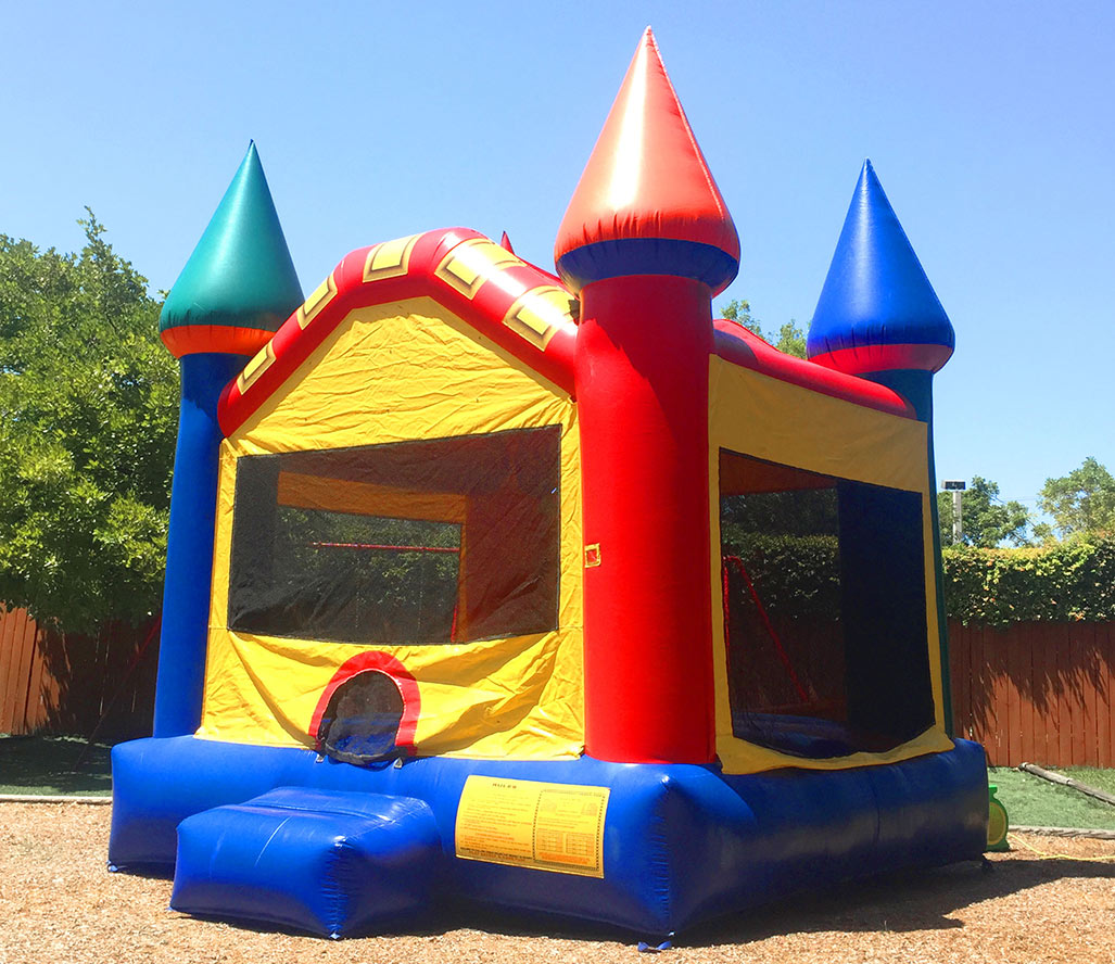Castle Bouncy Castle For Rent Houston
