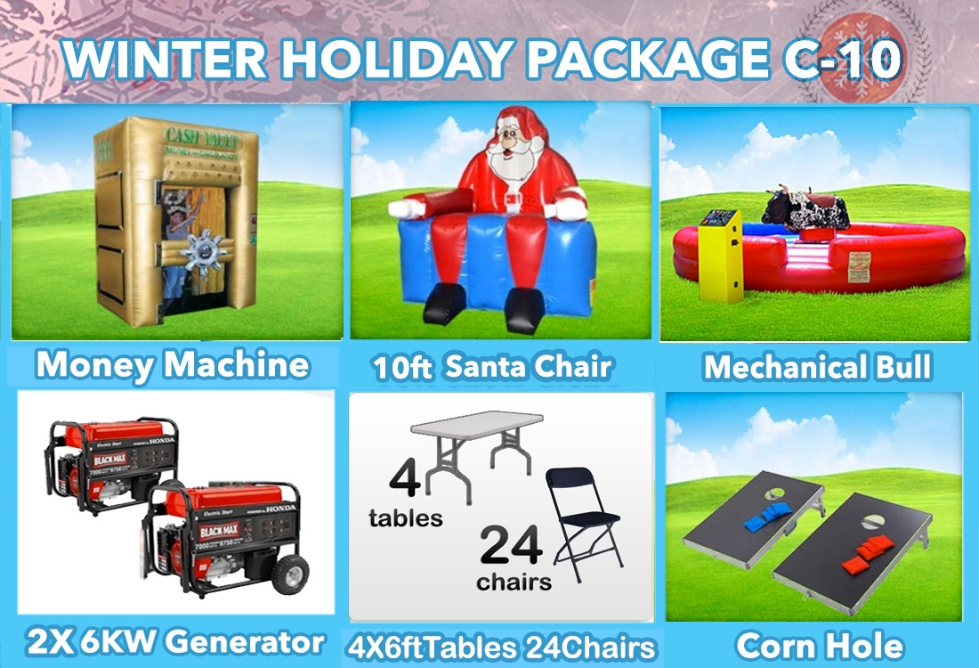 Winter Holiday Package Rental