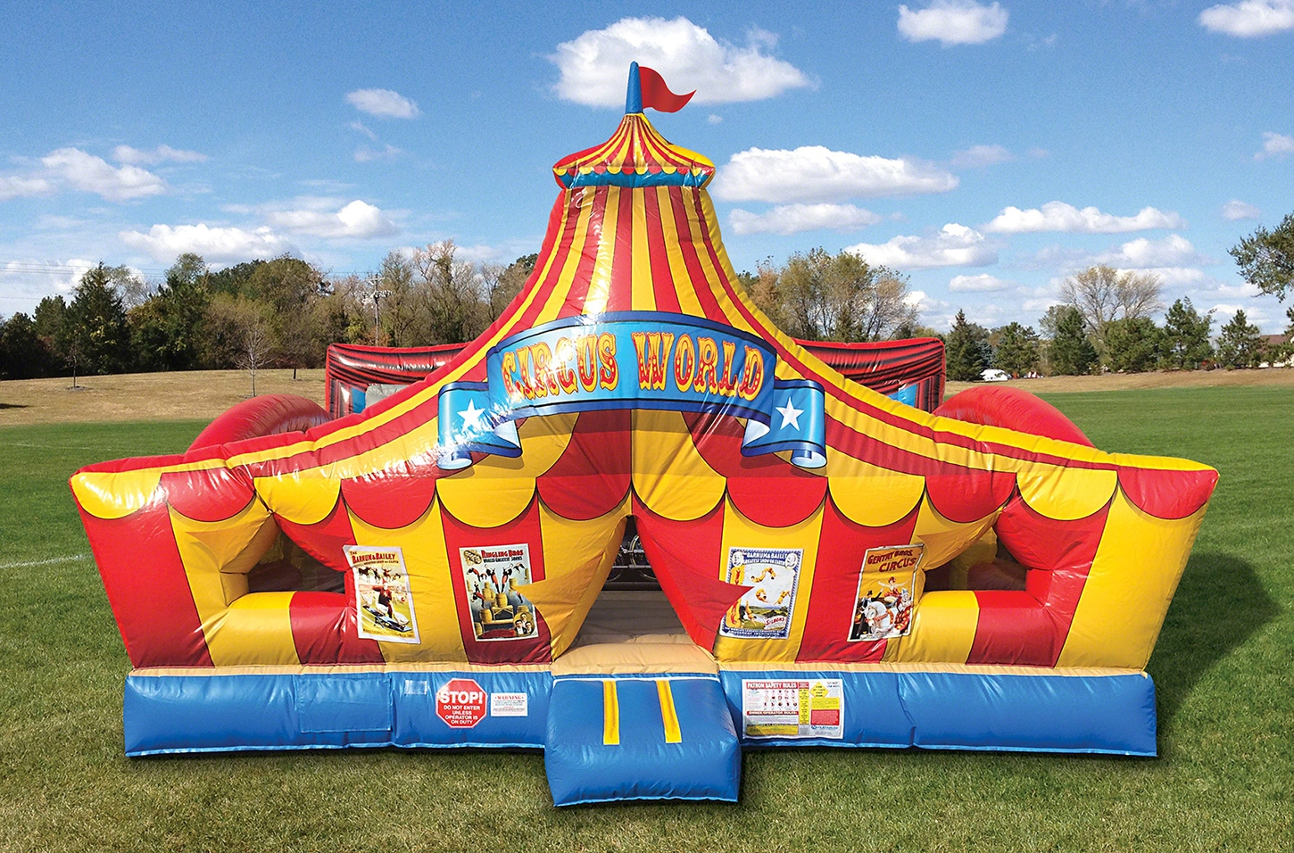 Circus Bounce House Rentals
