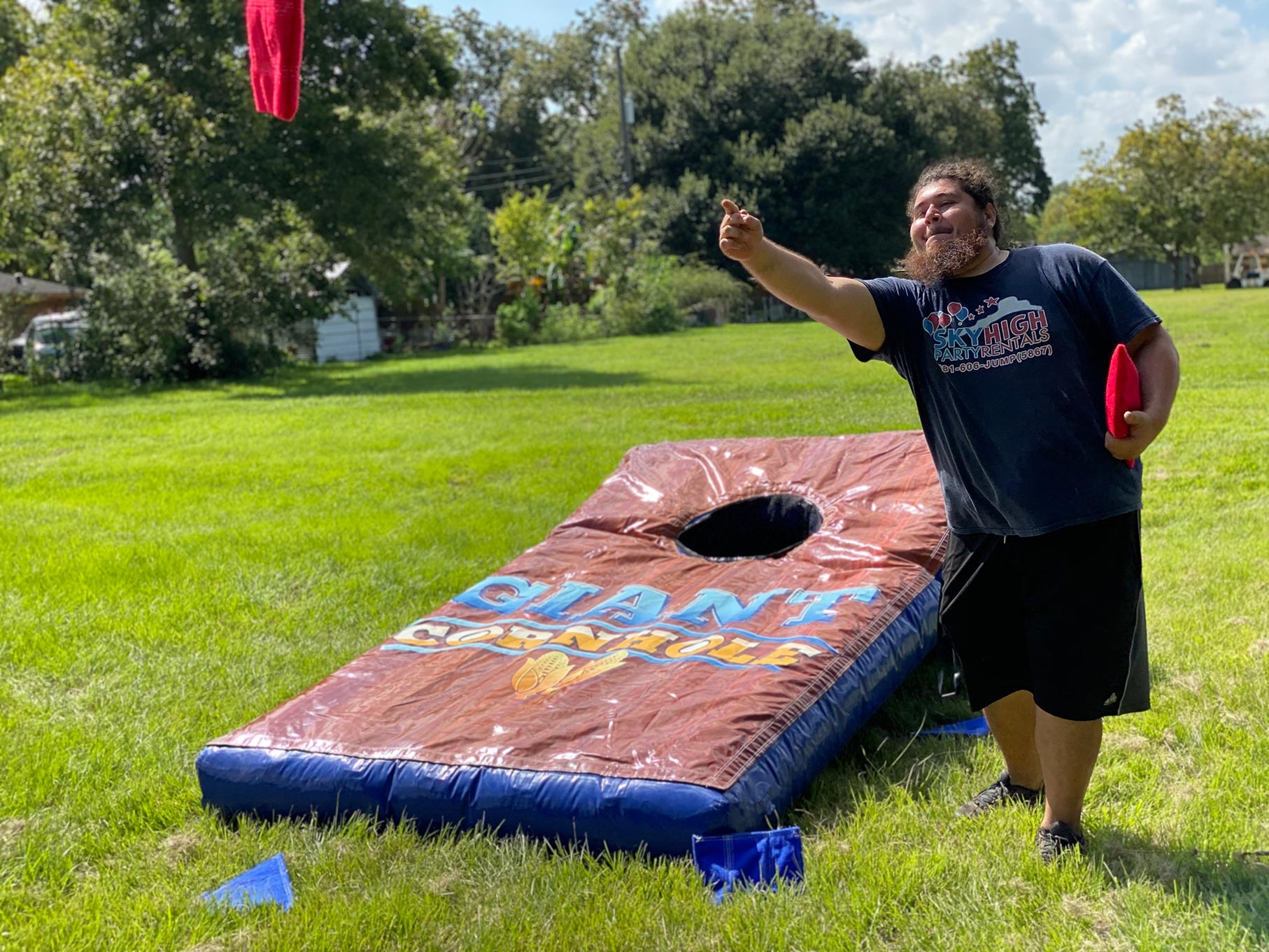 Corn Hole Rentals Giant