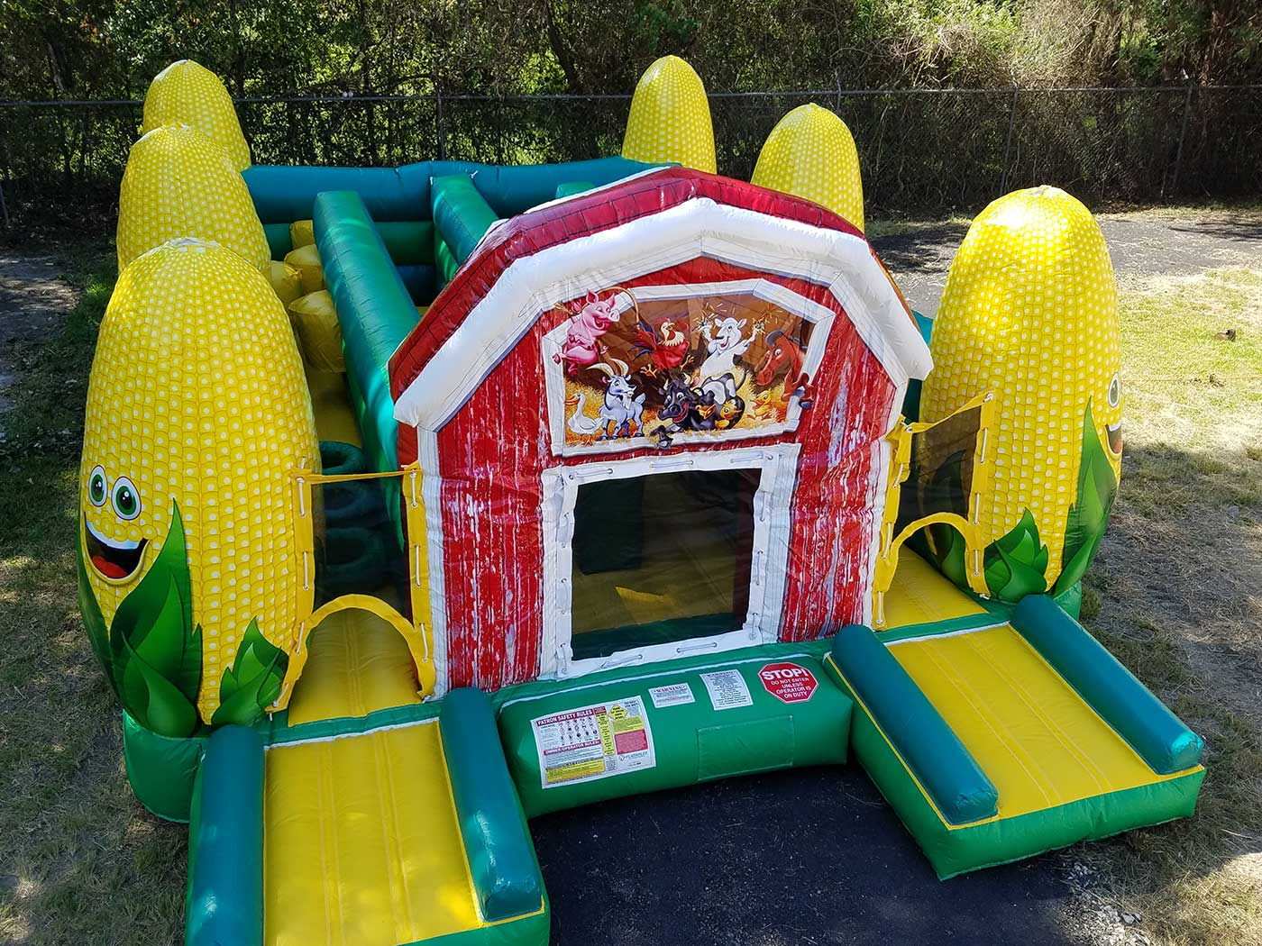 Corn Maze For Rent