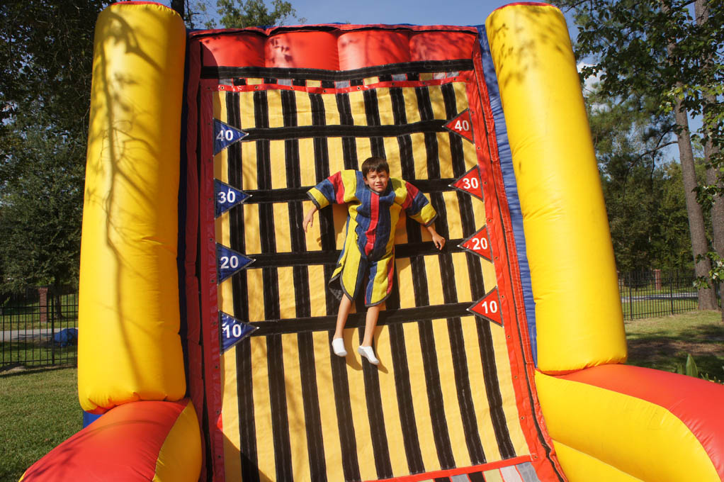 Velcro Wall Game Rental