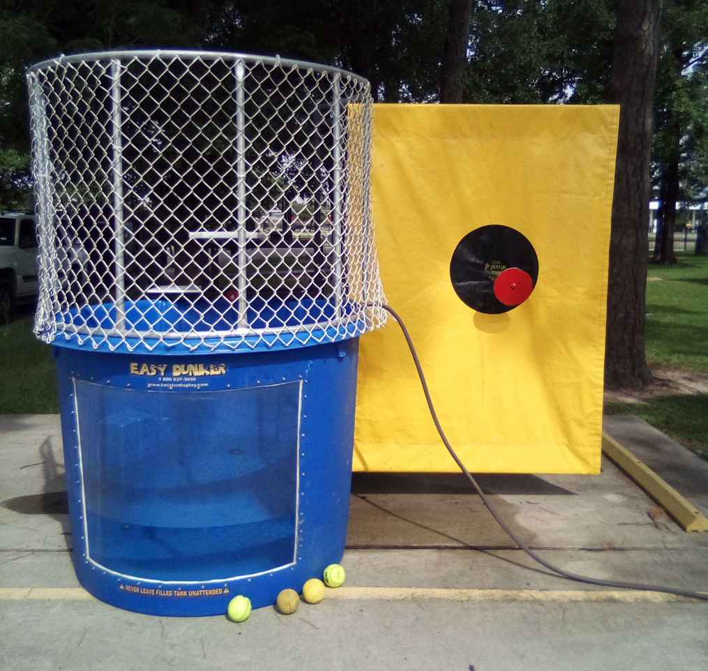 Dunk Tank Rental for Schools