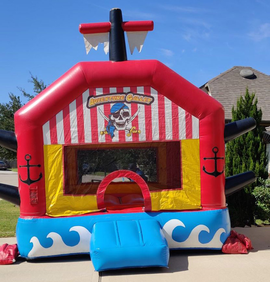 Pirates Bounce House Inflatable