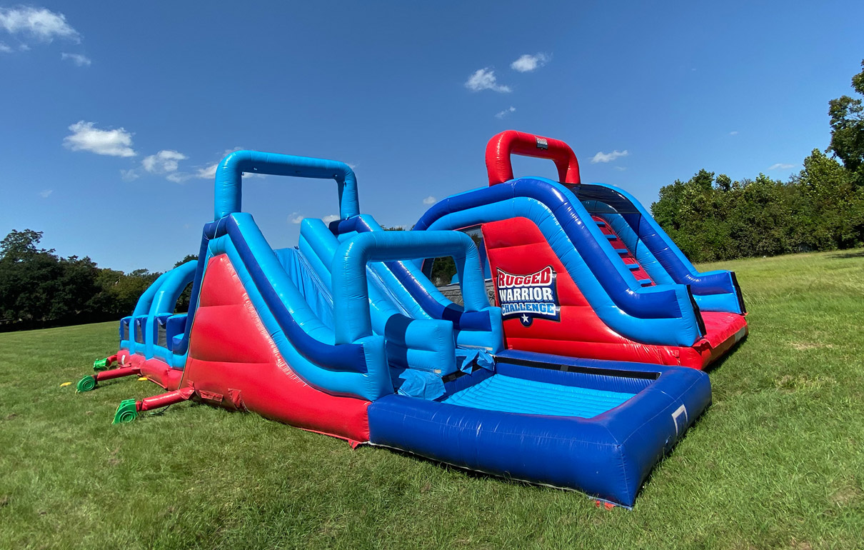 Rugged Warriors Inflatable