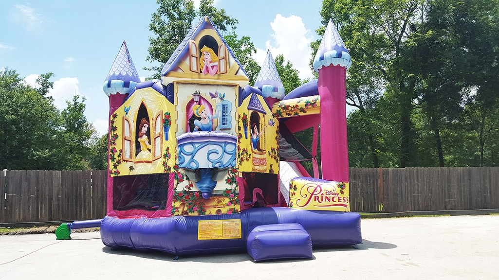 Princess Bounce Houses