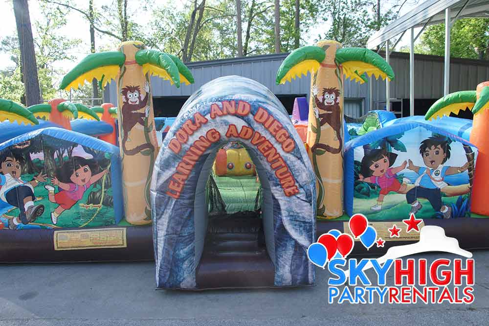 Dora Toddler Kids Party Rental