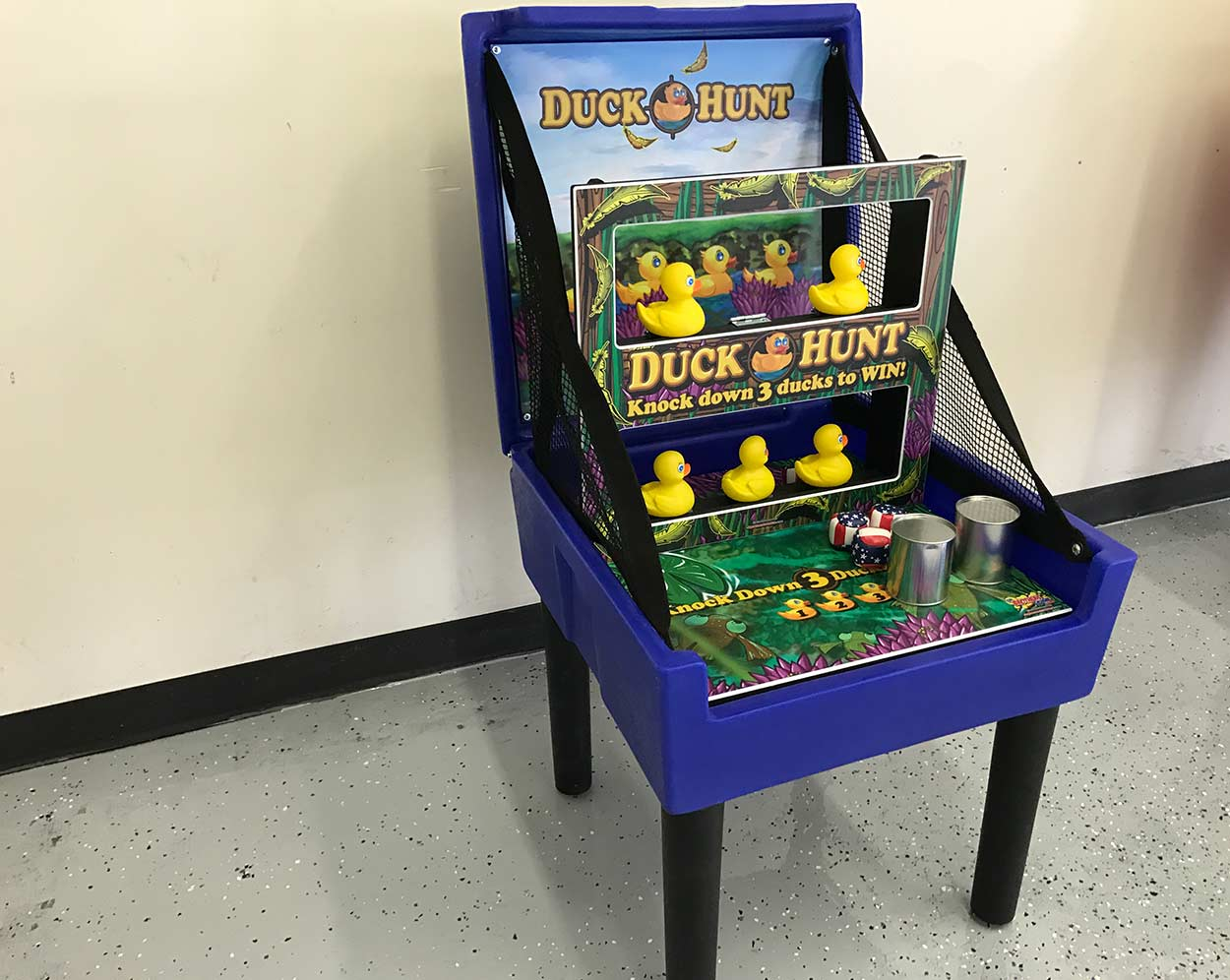 Duck Hunt Party Carnival Game