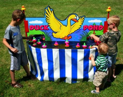 Duck Pond Game Rentals