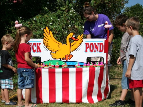 Duck Pond Games for rent