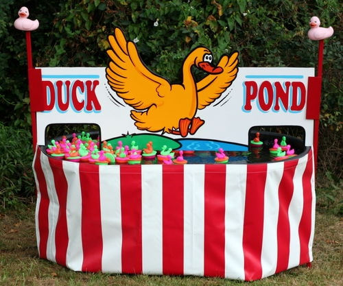 Duck Pond Carnival Game for rent