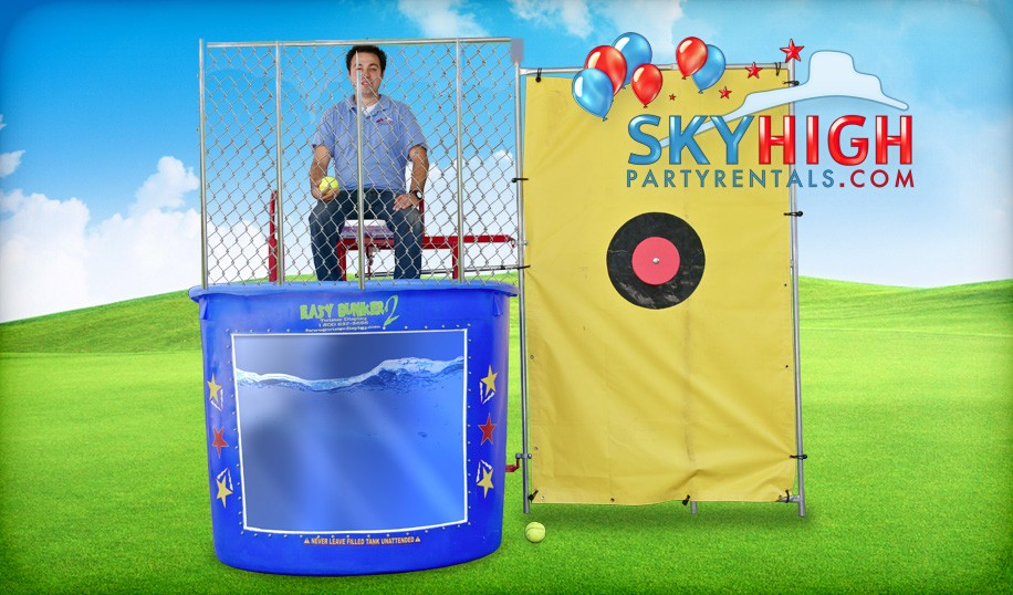 Dunk Tanks for Rental