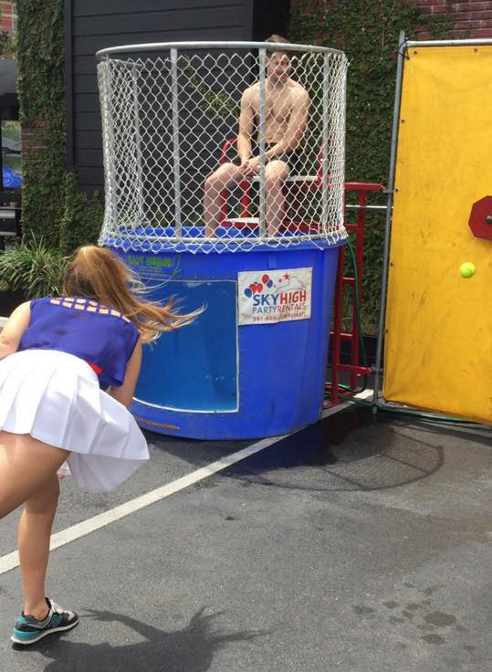 Dunk Tank Party Rental