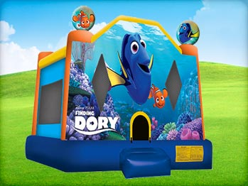 Fantastic Finding Dory Nemo Bounce Rentals Usa Sky High Party Rentals Best Image Libraries Ponolprimenicaraguapropertycom
