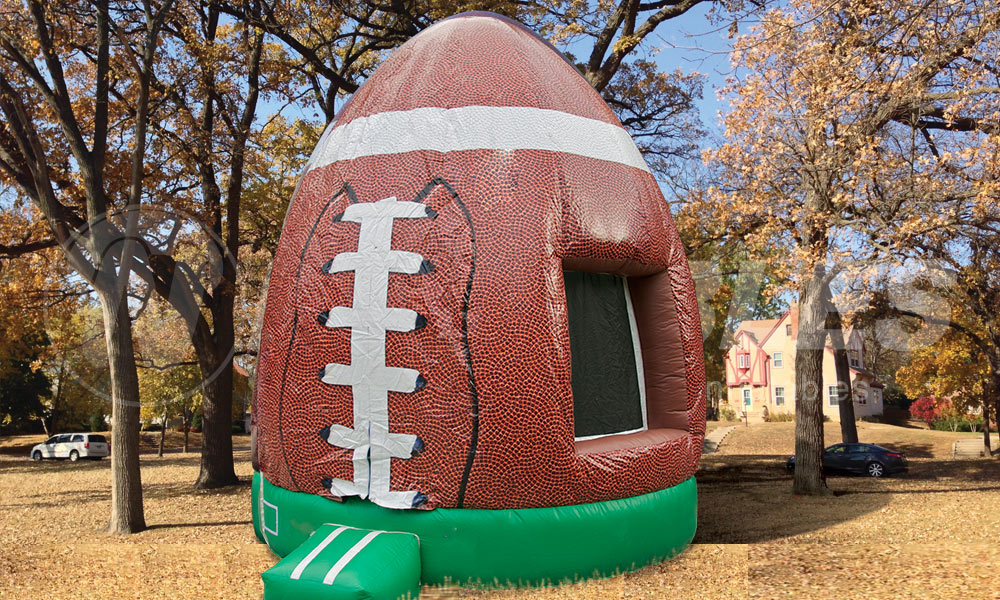 Football Bouncy House Rental
