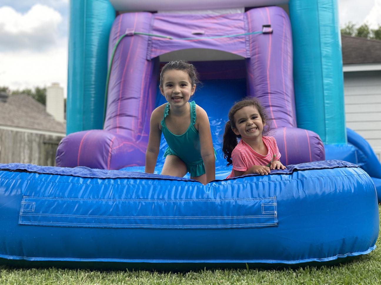 Frozen 2 Bounce House Party Rentals