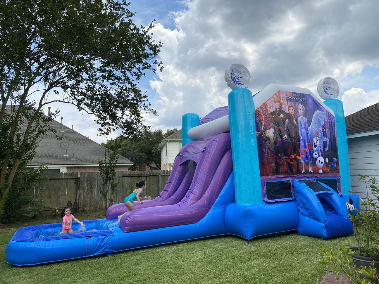 Frozen 2 Bounce House Rentals