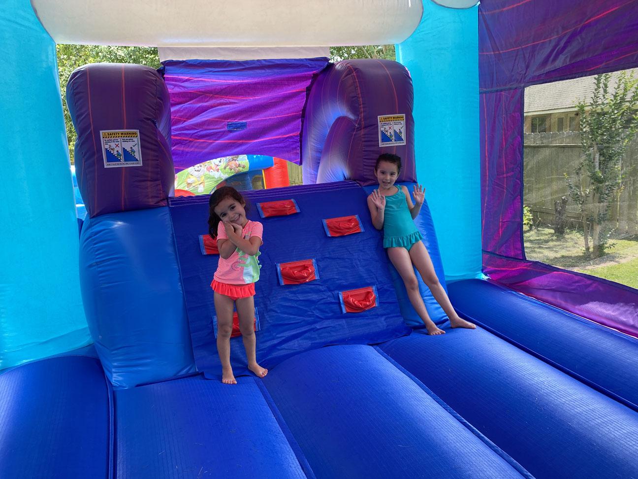 Frozen 2 Water Slides Bounce House Rentals Delivered