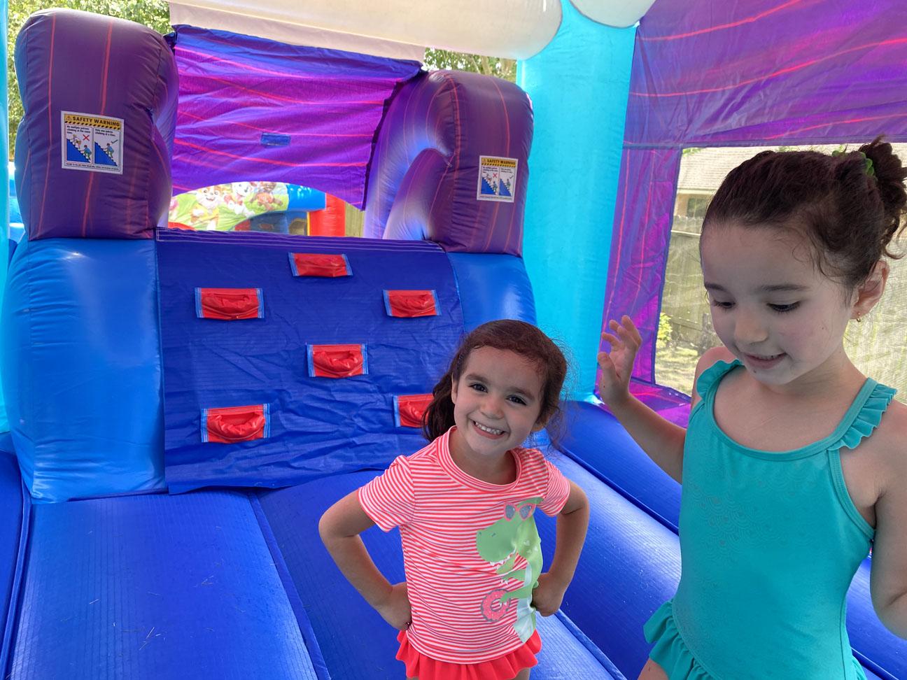 Frozen Bounce House Rentals