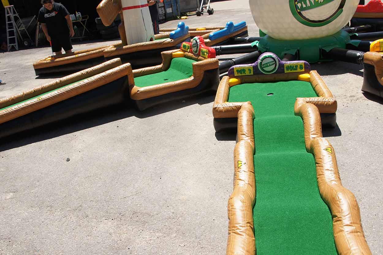 Golf Game Rentals Houston