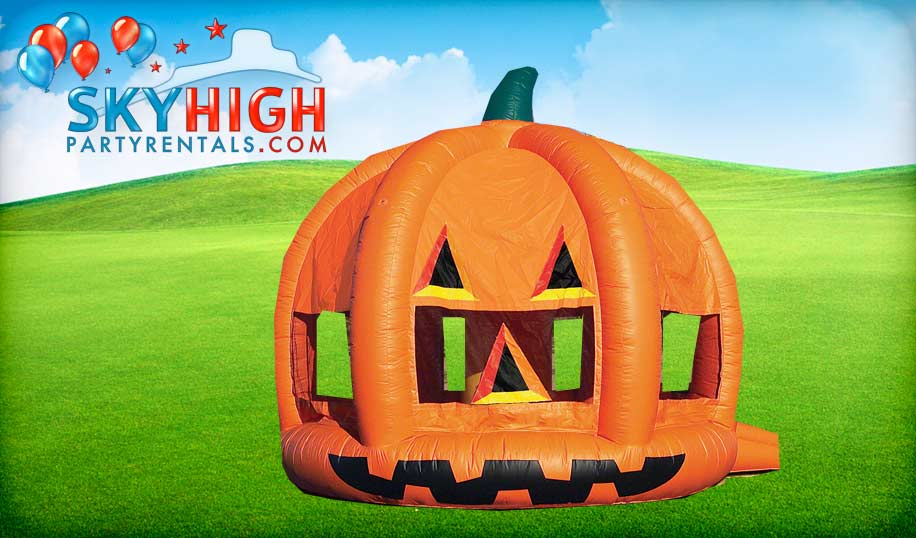 Halloween Pumpkin Inflatable