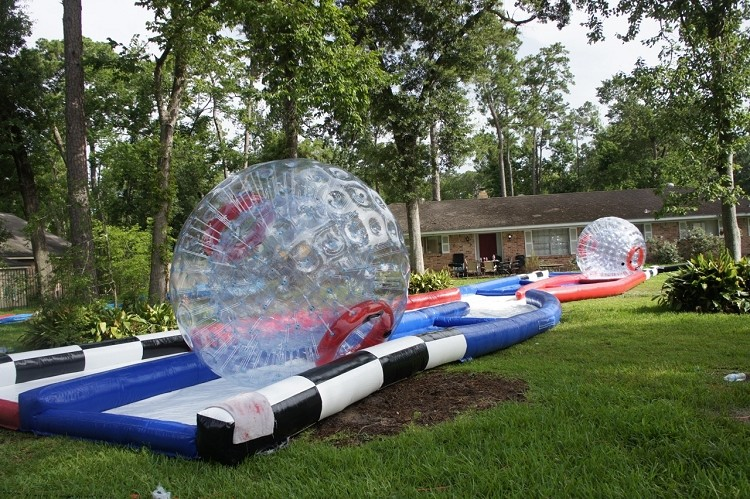 Hamster Ball Adult Game Rental