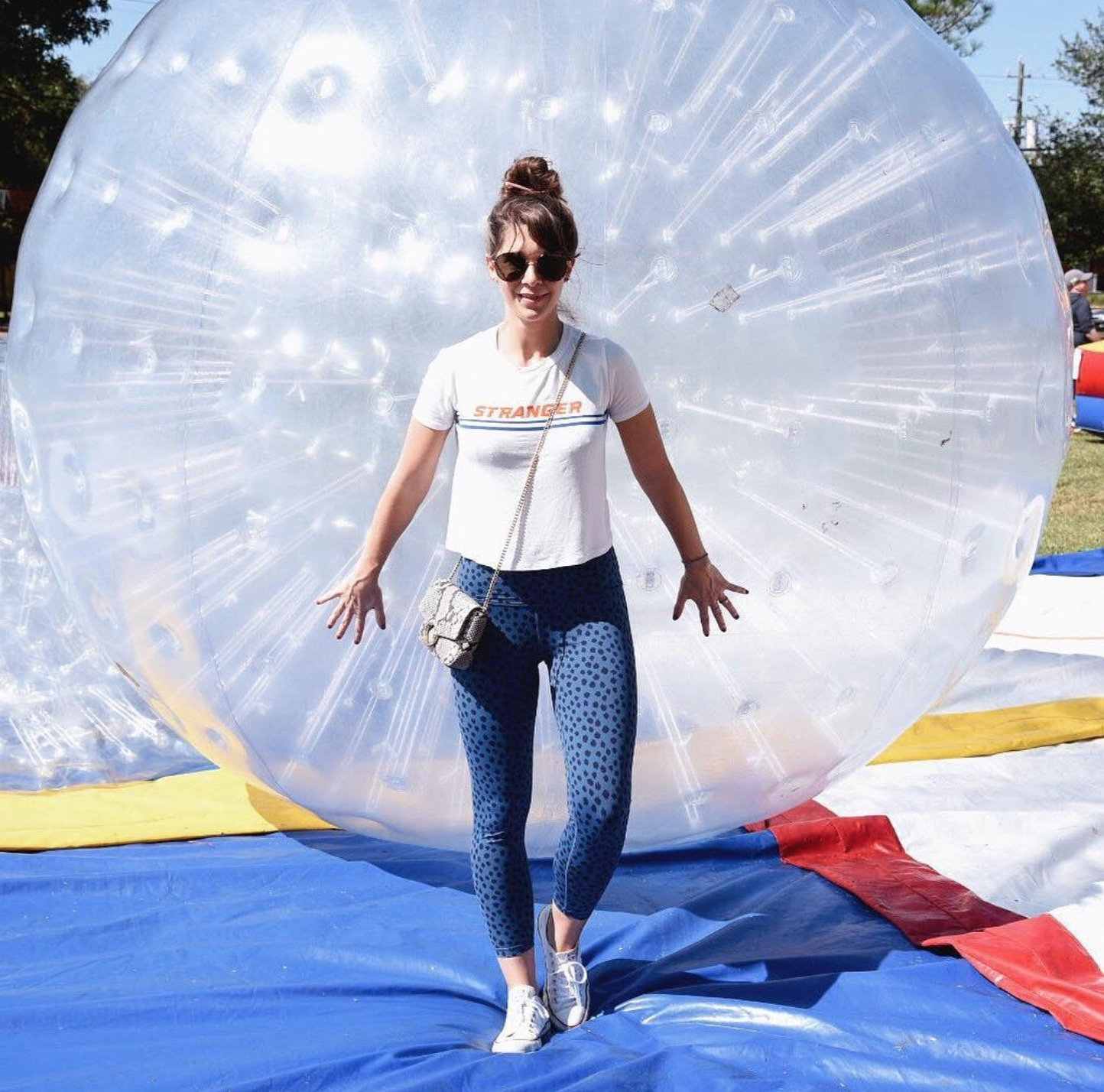 Hamster Ball Rentals Houston