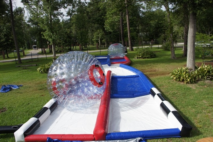 Zorb Obstacle Rental