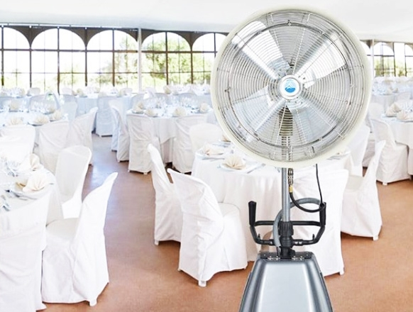 Misting Fan Rentals Houston