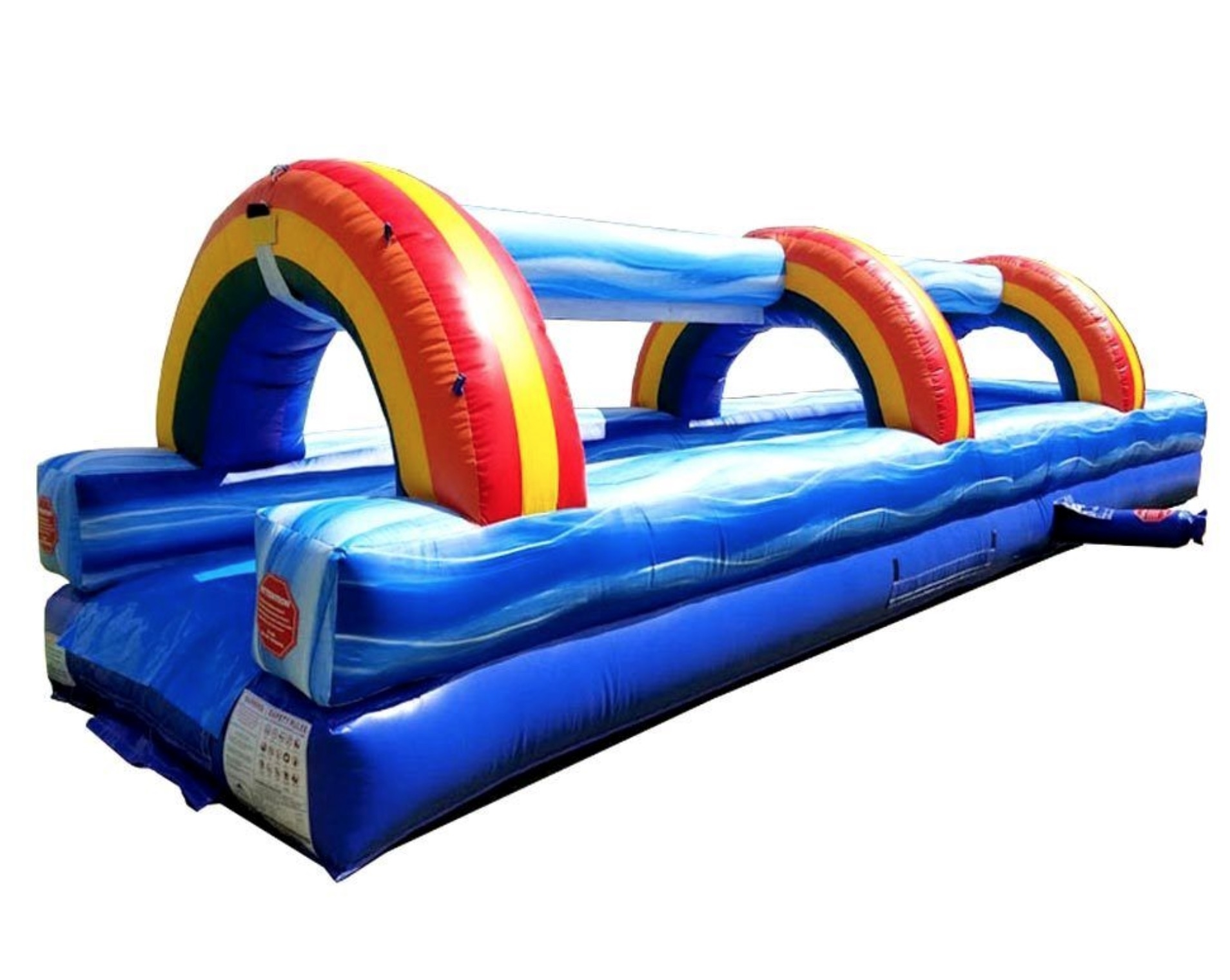 Rainbow Slip Slide Rental