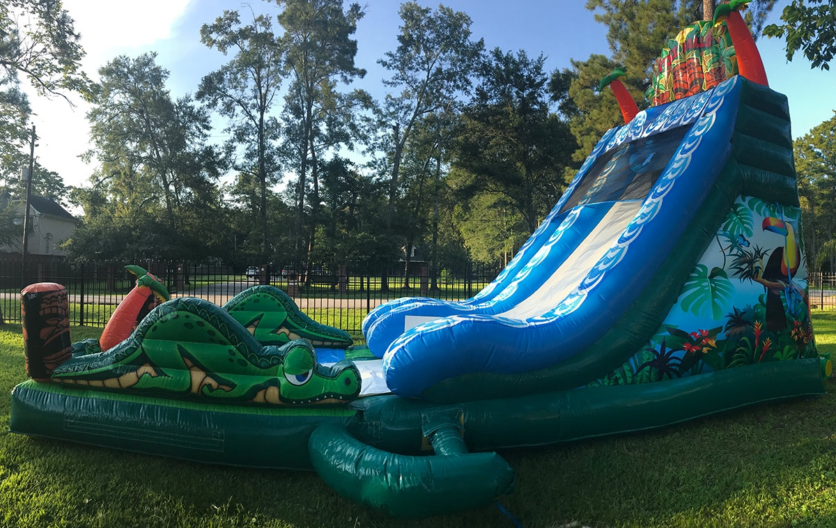 Houston Water Slide Rentals