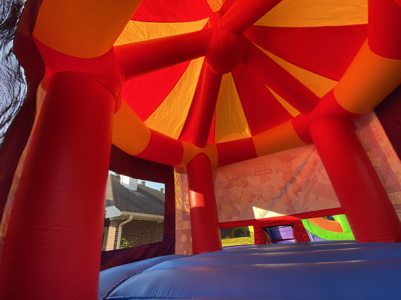 Toy Story 4 Bounce House Rentals