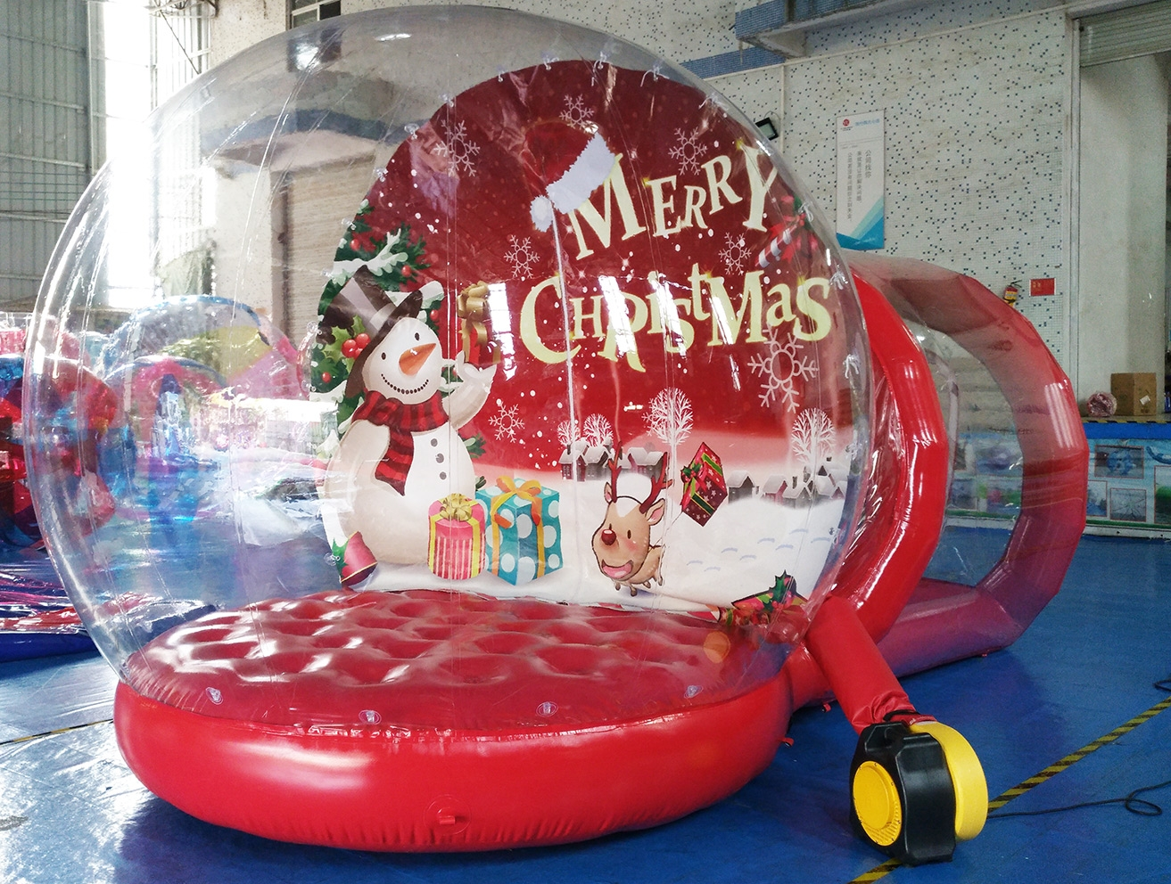 Inflatable Snow Globe Rentals Houston